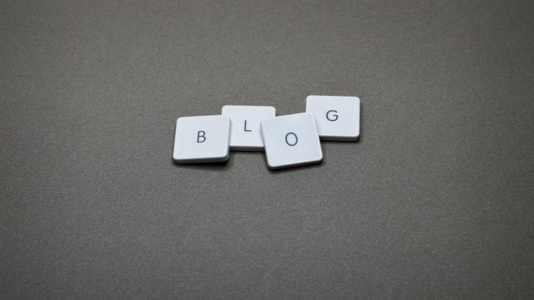 Blog 2020